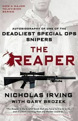 NEW The Reaper By Nicholas Irving Paperback Free Shipping