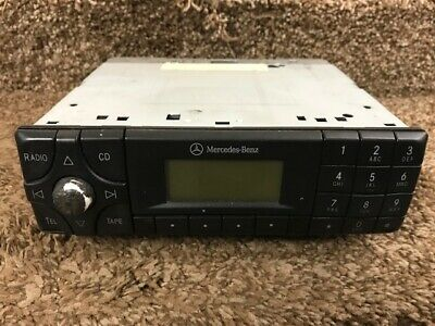ORIGINAL MERCEDES AUDIO 10 BE3100 Box R129 Car Radio Sl