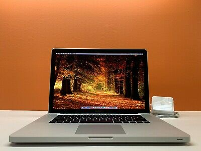"15"" APPLE MACBOOK PRO / QUAD CORE i7 / 16GB RAM / 1TB STORAGE / WARRANTY /"