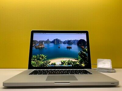 "15"" APPLE MACBOOK PRO / QUAD CORE i7 / 16GB RAM / 250GB SSD  / WARRANTY /"