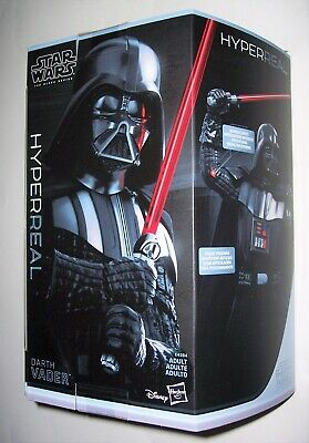 Star Wars Black Series 8-Inch HYPERREAL DARTH VADER New Sealed In Stock