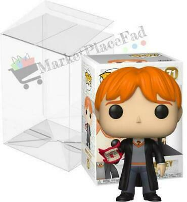Funko POP! Harry Potter - #71 Ron Holding a Howler - Protector Included