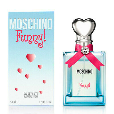 Damesparfum Funny Moschino EDT 100 ml