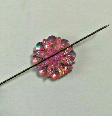 Needle Minders  for Crosstitch   Needle Keeper   Needle Holder  Sparkly Pink