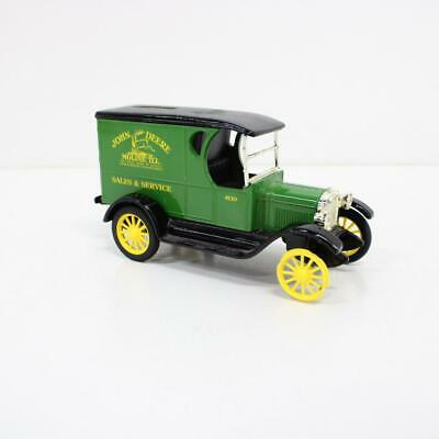 Diecast John Deere Replica 1923 Chevrolet Delivery Van Coin Bank #405