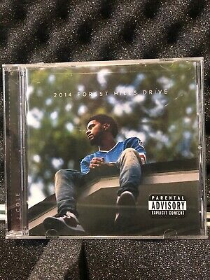 2014 Forest Hills Drive [PA] by J. Cole (CD, Dec-2014, Columbia (USA))
