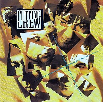 Cutting Crew : The Scattering / Cd
