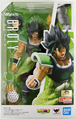Bandai S.H.Figuarts Dragon Ball Super Broly Armored The Movie Action Figure NEW