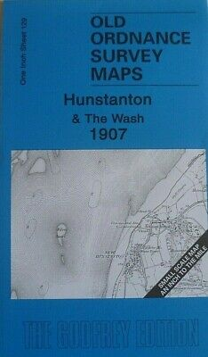 Old Ordnance Survey Maps Hunstanton & District 1907 & New Hunstanton Price Offer