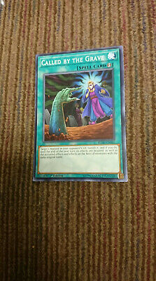 Called by the Grave First Edition NEAR MINT Common Yu-Gi-Oh! FLOD-EN065