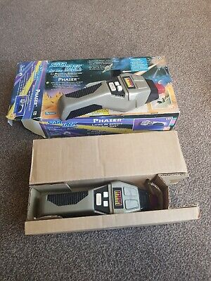 Star Trek The Next Generation Hand Phaser By Playmates 1992