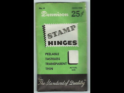 Scarce UnOpened Package of Dennison Hinges!!!!!