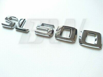 CLS REAR HATCH BOOT BADGE LETTERING MERCEDES BENZ 250 350 500 550 55 63 AMG