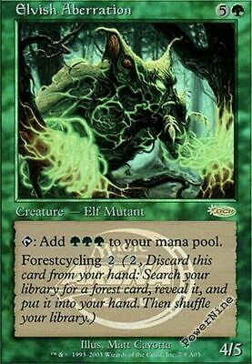 1999 Arena Promo Moderate Play Foil English Unique /& Misc Promos 1x Forest