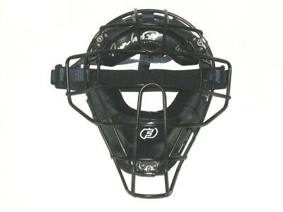 Ryan Lavarnway 2019 New York Yankees Game Worn Force3 Defender Catchers Mask