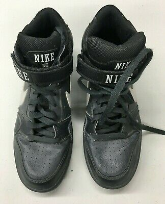 NEW NIKE MOGAN Mid 2 Zoom Air 6.0 Men's Shoes Size 9 Red