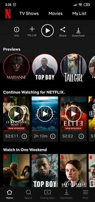 pack all in one NETFLIX + TIDAL HIFI + ENGLISH LIVE + CANVA + SPOTIFY