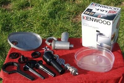 Kenwood Chef/Major Multi Food Grinder Attachment - AT950A