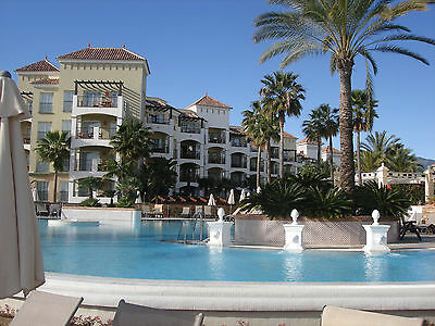 Marriott Playa Andaluza 1 Week in 2 bedroom Gold Season Just £2395!