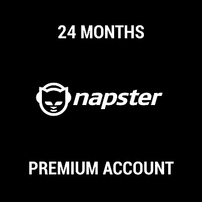 Napster Premier Subscription / 24 Months / Instant Delivery / Worldwide