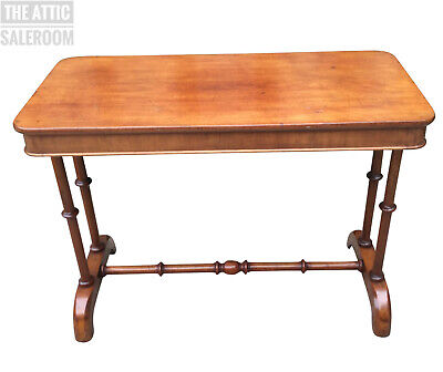 Charming Antique Early Victorian Mahogany Occasional Side End Hall Table