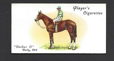 Player - Derby And Grand National Winners - #7 Durbar Ii