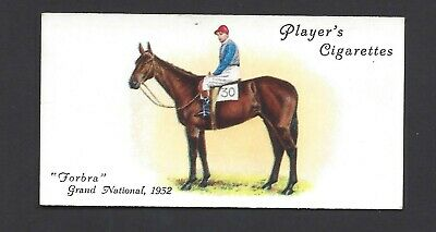 Player - Derby And Grand National Winners - #50 Forbra