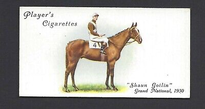Player - Derby And Grand National Winners - #48 Shaun Goilin