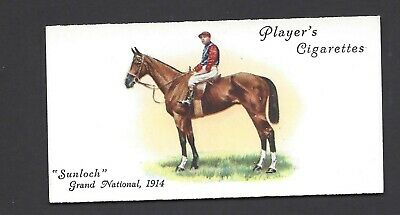 Player - Derby And Grand National Winners - #33 Sunloch