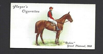 Player - Derby And Grand National Winners - #27 Rubio