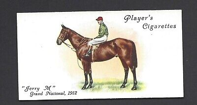 Player - Derby And Grand National Winners - #31 Jerry M