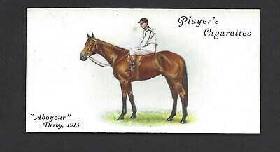 Player - Derby And Grand National Winners - #6 Aboyeur