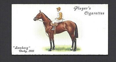 Player - Derby And Grand National Winners - #3 Lemberg