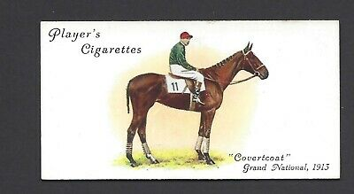 Player - Derby And Grand National Winners - #32 Covertcoat