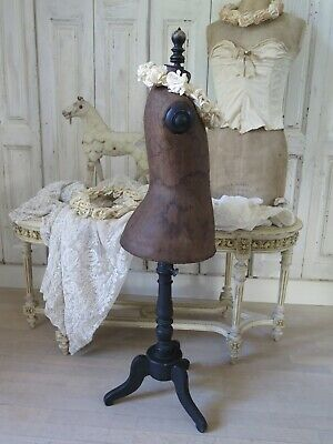 Antike Kinder SCHNEIDERPUPPE Antique French Child Mannequin