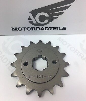 Honda CB 500 550 750 Four Ritzel 16 Zähne tooth sprocket Neu