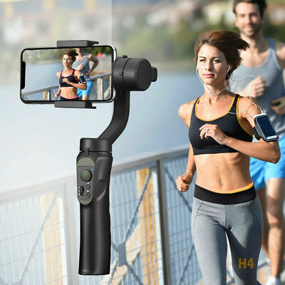 H4 Smartphone Smooth Handheld Gimbal stabilizer Portable for Smart Phone Mobile