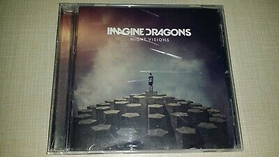 Night Visions By Imagine Dragons Cd 2013 Interscope Music Album Songs 16 Tracks