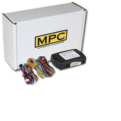 MPC Complete Add-on Remote Start Kit for 2001-2011 Honda Civic Uses Factory Remotes Firmware Preloaded