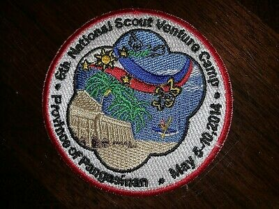 2014 Philippine Activity Patch, Traded for at 2019 24th World Scout Jamboree