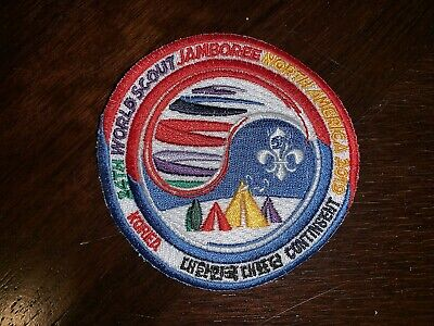 2019 24th World Scout Jamboree Korea/Korean Contingent Patch