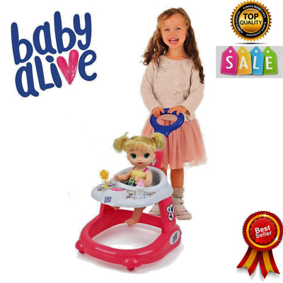 Babys Hauck Baby Alive Walker Dolls Toys Games Doll Amp Accessories