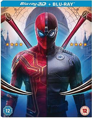 Spider-Man: Far From Home 3D + 2D Blu-ray PRE-ORDER
