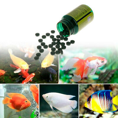 Spirulina Food Shrimp Aquarium Tablets Aquarium Fish Food Pills Algae 50g/100g
