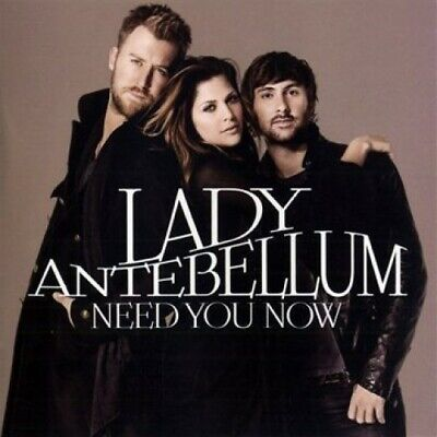 Lady Antebellum - Need You Now CD Emm/capitol NEU