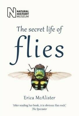 THE SECRET LIFE OF FLIES, McAlister, Erica