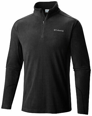 Columbia Klamath Range II Mens Half Zip Fleece