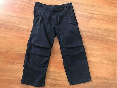 Boys AUTHENTIC Blue MAHARISHI Sno PANTS TROUSERS (age5-6) *NICE COND*