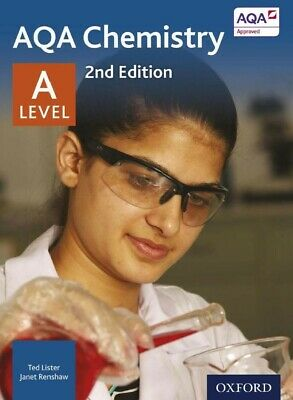 AQA Chemistry A Level Student Book 2nd Edition  PDF Only