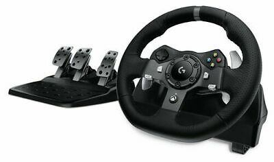 Logitech Driving Force G920 Racing Wheel and Pedal - 941-000126